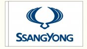 ssang yong rect only available to authorized dealers